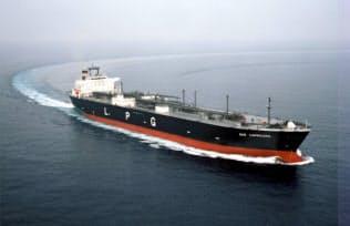 日本はLPGを輸入に頼っている