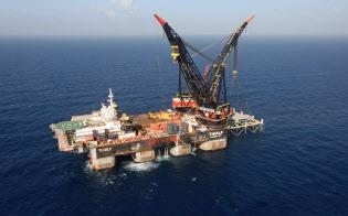 東地中海で進むガス開発が地域の火種に=ロイター