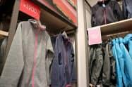 女性用の新商品で女性客の集客を急ぐ