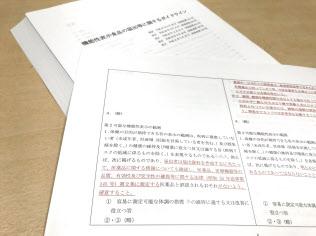 消費者庁は2019年3月にガイドラインを改正し、機能性の表示が薬機法に触れないように注意喚起する下りを追記した