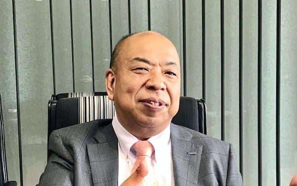 安川電機 執行役員技術開発本部長の熊谷彰氏