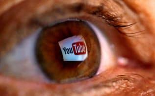 ユーチューブのデジタル広告が多くの視聴者に読まれている=ロイター