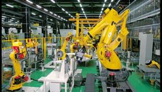 ファナックは生産や研究開発の拠点の増強と分散化を進めている