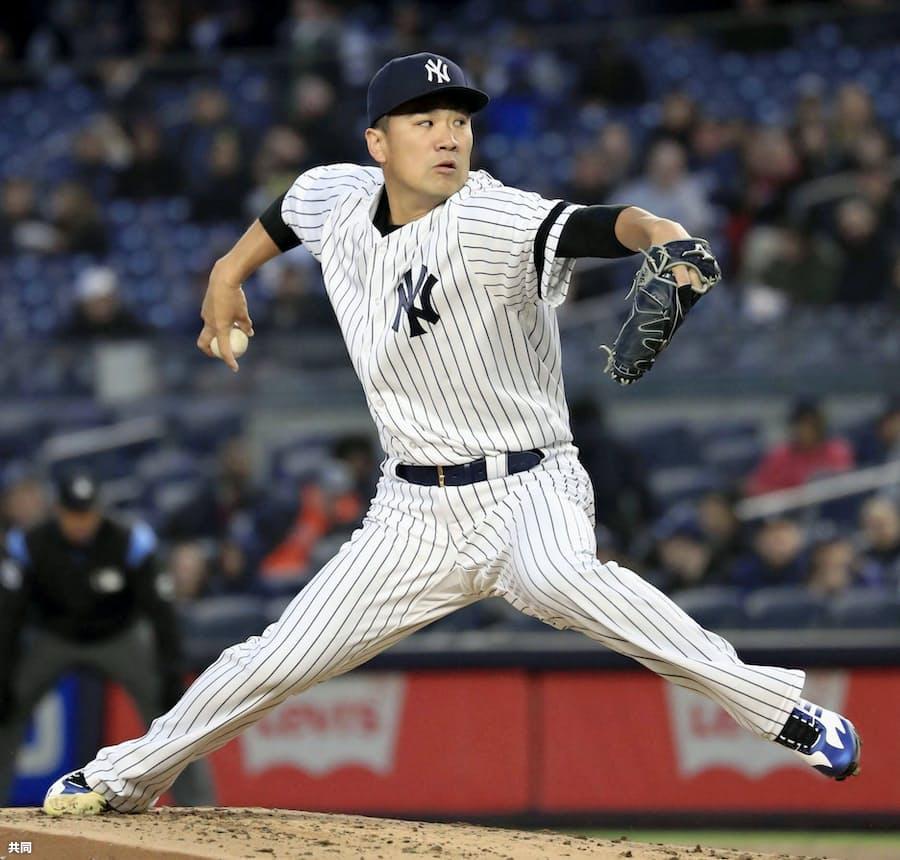 投球の幅広がる田中将大 第4・第5の球種磨く: 日本経済新聞