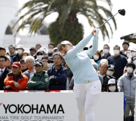 ヨコハマタイヤ・PRGRカップ覇者の鈴木愛は「東京でメダルをとれたら」=共同
