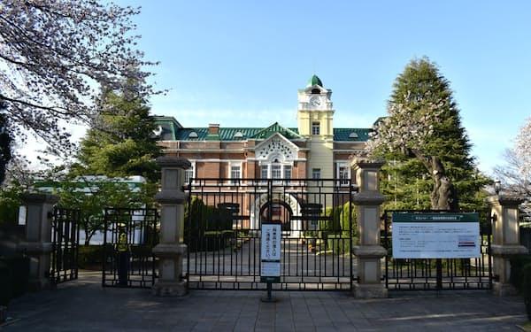 明治期に建てられた日本初の本格ワイン醸造場「牛久シャトー」