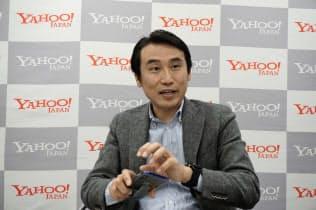 ヤフーの小沢隆生常務執行役員