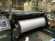 丸井織物は買収により衣料の企画力を高める(石川県内の工場)