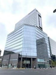 複合施設「グラノード広島」の13階~20階にある「ダイワロイネットホテル広島駅前」が13日開業する(広島市)