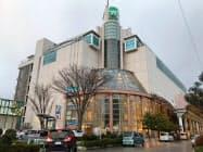 8月に閉店する大和高岡店(富山県高岡市)