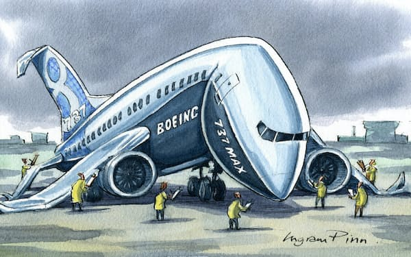 Ingram Pinn/Financial Times