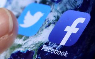 SNSではツイッターやフェイスブックのアプリが依然として支持を集めている