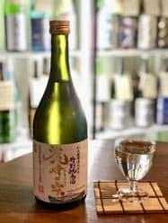 利尻島・礼文島限定で発売した日本酒「麗峰の雫」