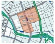 電力の供給対象は三井本館や三越日本橋本店・本館といった既存建物を含む約20棟