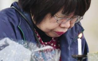 熊本地震3年 癒えぬ悲しみ それでも前へ