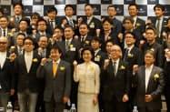 イノベーションテックコンソーシアムの設立総会(15日、都内)