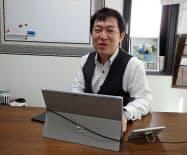 小池社長は、食品メーカーでの勤務経験から会社を立ち上げた