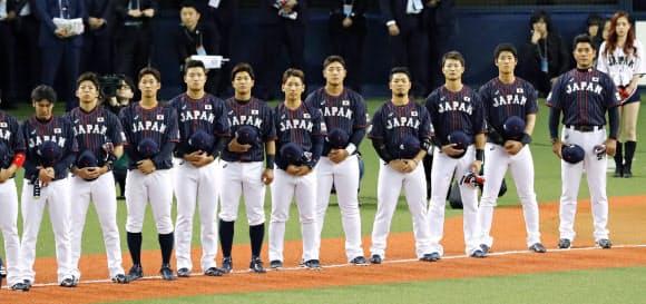 日本が悲願の金メダルを目指す野球の決勝は「スーパーサタデー」の8月8日=共同