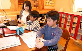 DaRETOの城石果純社長は、仕事と子育ての両立を小豆島での暮らしの中で手に入れた