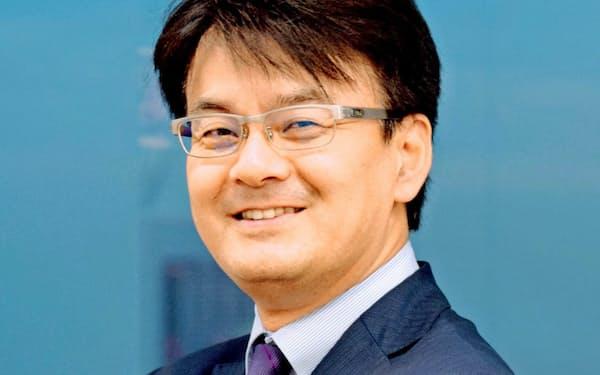 日本IBMの社長に就任する山口明夫氏