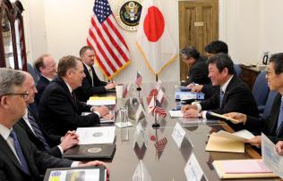 日米両国の新たな通商交渉では、農産物や自動車の関税協議が焦点となる