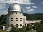 運営継続が決まった京都大の花山天文台(京都市、花山天文台提供)=共同