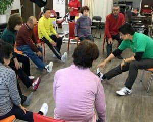 ヘルスケア関連では新たな民間サービスに関心が高まっている(栃木県内の例)