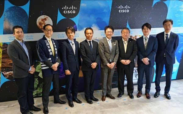 シスコや宇宙スタートアップ、JAXAが手を組んで新規事業の開発を支援する