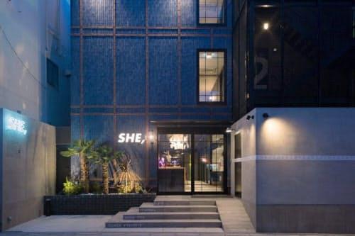L&G GLOBAL BUISNESS, Inc.が運営する「HOTEL SHE, OSAKA」(大阪市)