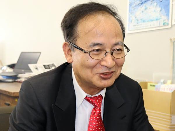 瀬戸内国際芸術祭の総合ディレクターを務める北川フラム氏