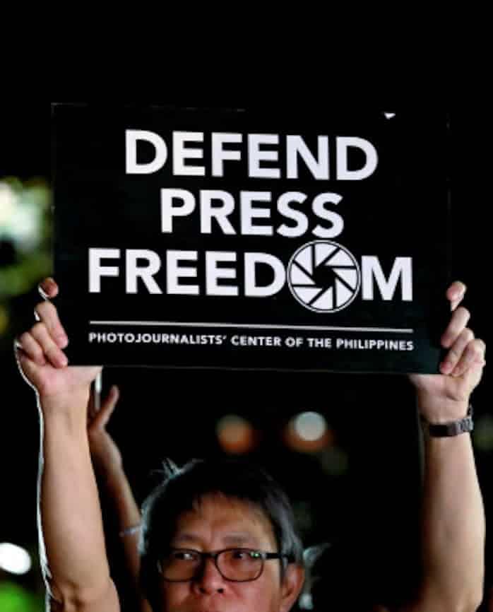報道自由度、日本67位 国境なき記者団、前年同様: 日本経済新聞