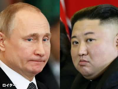利用されたプーチン大統領、ロ朝会談開催へ