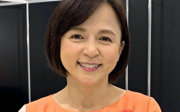 俳優のいとうまい子さんはロコモティブシンドローム予防の研究者としての顔も持つ