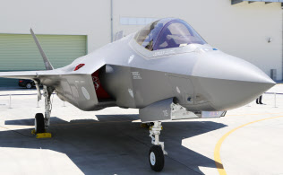 ステルス戦闘機F35A
