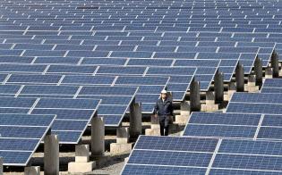 企業による太陽光発電は転機を迎えている