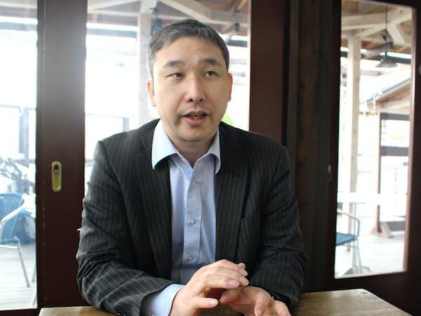 大田原ツーリズムの藤井大介社長