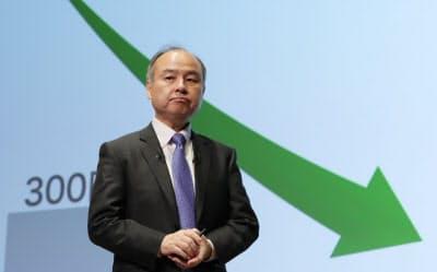 ソフトバンクグループの孫正義会長兼社長はビットコインで約145億円の損失を出したと報じられた