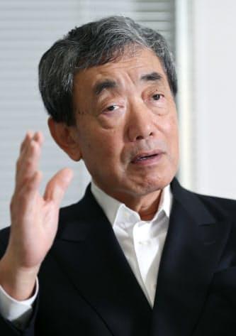 RIZAPの取締役を退任する松本晃氏