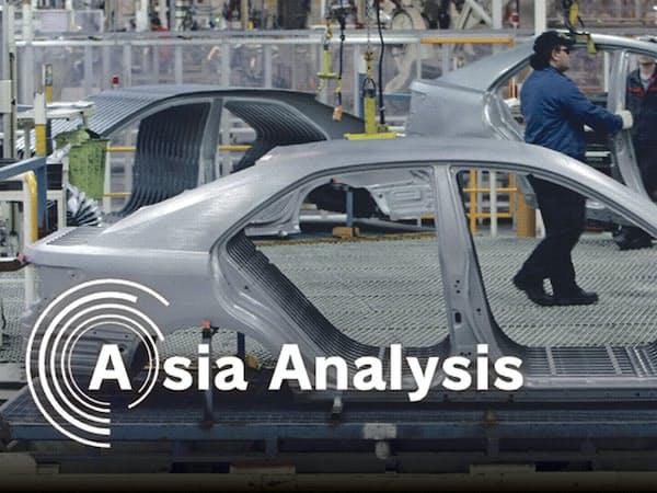 輸入車との競争に耐えられず、豪自動車生産は姿を消したが…(トヨタが2017年まで操業していた東部メルボルンの完成車工場)=ロイター