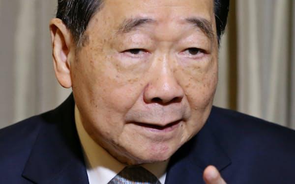 タニン・チャラワノン チャロン・ポカパン(CP)グループ上級会長