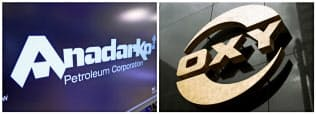 アナダルコは24日、同業オキシデンタルから買収提案を受けたことを認めた=AP