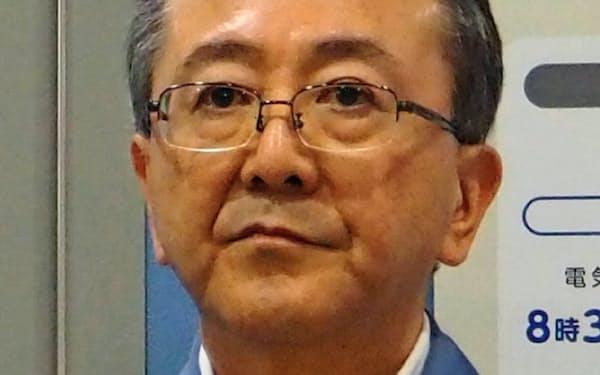 北海道電力の藤井裕副社長
