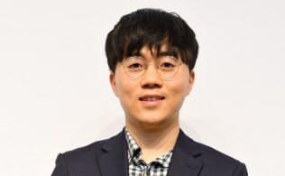 韓国・申ミンジュン九段