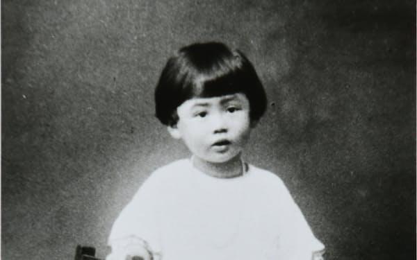 3歳のころ