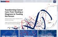 NECが出資したボストンジーン社はゲノム解析など医療データの解析に強みを持つ(同社ホームページから)