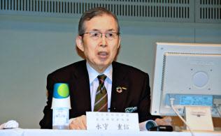日本電産は20年3月期の最高益を見込む(永守重信会長)