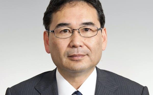 四国電力の社長に就く予定の長井啓介副社長
