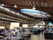 来館者が100万人を超えた武雄市図書館