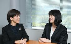 平成を変えた女性管理職 元年入社の執行役員が対談