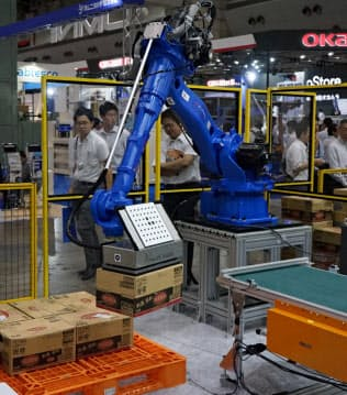 ロボットの制御装置を開発するMUJINは広州に子会社を設立した